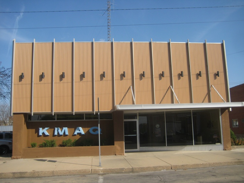 KMAQ Radio Station, 129 North Main Street, PO Box 940, Maquoketa, IA, 52060, USA